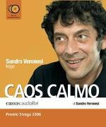 Cover-Bild zu Caos calmo von Veronesi, Sandro (Gelesen)