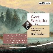 Cover-Bild zu Keller, Gottfried: Gert Westphal liest: Die schönsten deutschen Balladen (Audio Download)