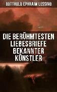 Cover-Bild zu Wagner, Richard: Die berühmtesten Liebesbriefe bekannter Künstler (eBook)