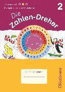 Cover-Bild zu Die Zahlen-Dreher, 2. Schuljahr, Multiplizieren und Dividieren, Übungsheft mit Lösungsheft und Drehscheibe von Krampe, Jörg