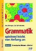 Cover-Bild zu Grammatik spielend leicht von Anfang an - Band 2 von Krampe, Jörg