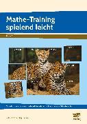 Cover-Bild zu Mathe-Training spielend leicht - 5. Klasse von Mittelmann, Rolf
