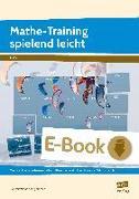 Cover-Bild zu Mathe-Training spielend leicht - 6. Klasse (eBook) von Mittelmann, Rolf