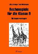 Cover-Bild zu Rechenspiele für die Klasse 9 von Krampe, Jörg