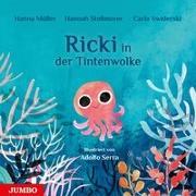 Cover-Bild zu Ricki in der Tintenwolke von Swiderski, Carla