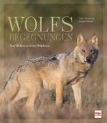 Cover-Bild zu Benstem, Anke: Wolfsbegegnungen