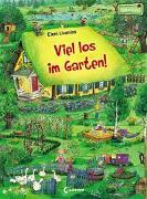 Cover-Bild zu Loewe Naturkind (Hrsg.): Viel los im Garten!