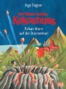 Cover-Bild zu Der kleine Drache Kokosnuss - Vulkan-Alarm auf der Dracheninsel von Siegner, Ingo