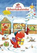 Cover-Bild zu Der kleine Drache Kokosnuss Adventskalender von Siegner, Ingo (Illustr.)