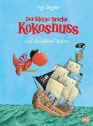 Cover-Bild zu Der kleine Drache Kokosnuss und die wilden Piraten von Siegner, Ingo