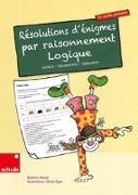 Cover-Bild zu Résolutions d'énigmes - Niveau 3. Kopiervorlagen von Stucki, Barbara