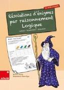 Cover-Bild zu Résolutions d'énigmes - Niveau 4. Kopiervorlagen von Stucki, Barbara