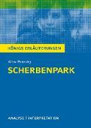 Cover-Bild zu Bronsky, Alina: Scherbenpark. Königs Erläuterungen (eBook)