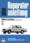 Cover-Bild zu Mercedes 230 6, 250, 280, 280 E (68-75)