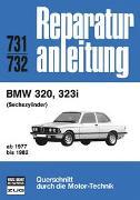 Cover-Bild zu BMW 320, 323i ab 1977 bis 1982