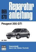 Cover-Bild zu Peugeot 205 GTI ab 1984
