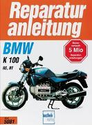 Cover-Bild zu BMW K 100 RS / K 100 RT Bj 1986-1991