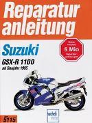 Cover-Bild zu Suzuki GSX-R 1100 ab 1985