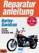 Cover-Bild zu Harley-Davidson FLT/FXR Evolution Engine 1340 (ab Baujahr 1984)