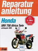 Cover-Bild zu Honda XRV 750 Africa Twin ab 1993
