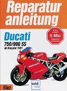 Cover-Bild zu Ducati 750 SS / 900 SS ab Baujahr 1991