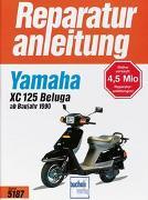 Cover-Bild zu Yamaha XC 125 Beluga (ab 1990)