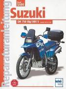 Cover-Bild zu Suzuki DR 750/800 Big, 800S (ab Herbst 1987)