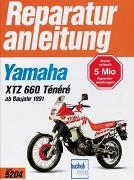 Cover-Bild zu Yamaha XTZ 660 Ténéré ab Baujahr 1991