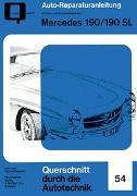 Cover-Bild zu Mercedes 190/190 SL