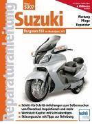 Cover-Bild zu Suzuki Burgman 650 ab Modelljahr 2002