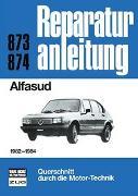 Cover-Bild zu Alfasud 1982-1984