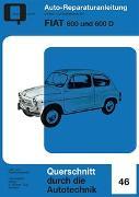Cover-Bild zu Fiat 600 & 600 D
