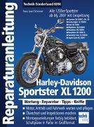 Cover-Bild zu Harley-Davidson Sportster XL 1200