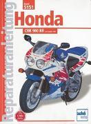 Cover-Bild zu Honda CBR 900 RR