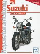 Cover-Bild zu Suzuki LS 650 Savage
