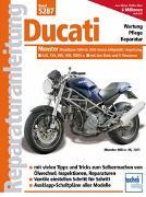 Cover-Bild zu Ducati Monster ab 2000, Einspritzer, luftgekühlt
