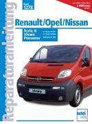 Cover-Bild zu Renault Trafic II / Opel Vivaro / Nissan Primastar