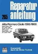 Cover-Bild zu Alfa Romeo Giulia 1300/1600
