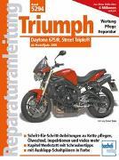 Cover-Bild zu Triumph Daytona 675/R, Street Triple/R