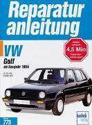 Cover-Bild zu VW Golf C / CL / GL / Carat / GTi / GTi 16V