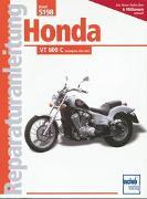 Cover-Bild zu Honda VT 600 C