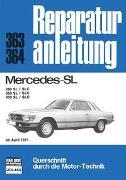 Cover-Bild zu Mercedes 280 / 350 / 450 / SL / SLC