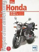 Cover-Bild zu Honda CB 600 F/F II Hornet ab Baujahr 1998