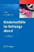 Cover-Bild zu Flake, Frank: Kindernotfälle im Rettungsdienst (eBook)