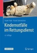 Cover-Bild zu Flake, Frank: Kindernotfälle im Rettungsdienst