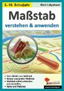 Cover-Bild zu Maßstab verstehen & anwenden (eBook) von Lütgeharm, Rudi