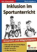 Cover-Bild zu Inklusion im Sportunterricht (eBook) von Lütgeharm, Rudi