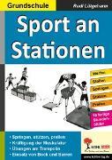 Cover-Bild zu Lernen an Stationen in der Grundschule (eBook) von Lütgeharm, Rudi