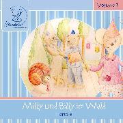 Cover-Bild zu Sterntaler Hörgeschichten: Milly und Billy Im Wald (Audio Download) von Ruhl, Katja