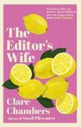 Cover-Bild zu The Editor's Wife (eBook) von Chambers, Clare